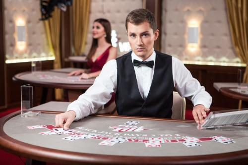 Live Dealer Casino | Play Live Casino Games Online!
