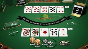 Caribbean Stud Poker Real Money Online Game
