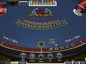 FreeSpin Casino Blackjack