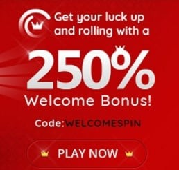 FreeSpin Casino Welcome Bonus