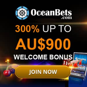 OceanBets Welcome Bonus