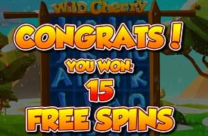 PariPlay Gaming - Free Spins Wild Cherry Pokie