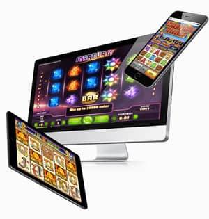 Classic Five Reel Online Slots