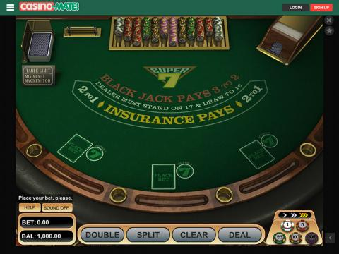 Casino Mate Table Games