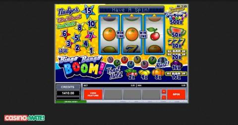 Casino Mate 3 Reel Slots