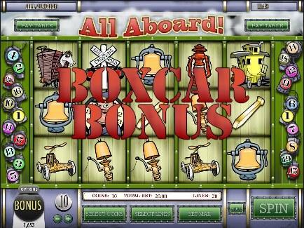 Ignition Casino Pokies Bonus Round
