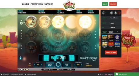 Mucho Vegas Casino Video Slots