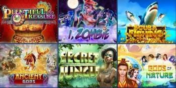 True Blue Online Casino Games