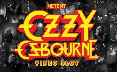 Video Slot Ozzy Osbourne by NetEnt